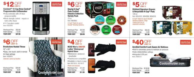 Costco November 2020 Coupon Book Page 9