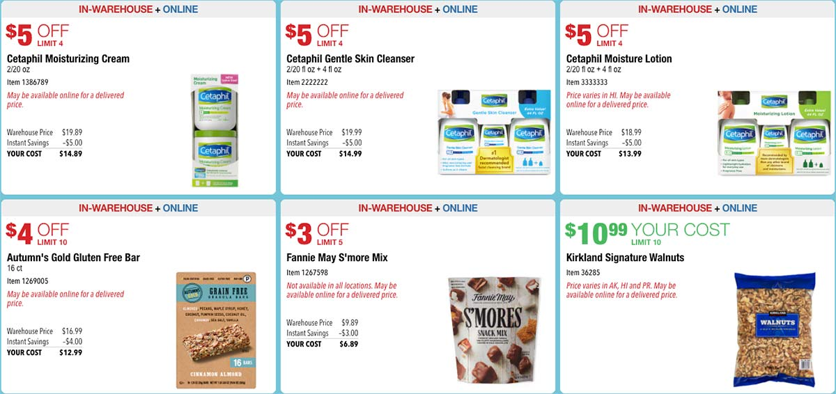 October 2020 Hot Buys Coupons Page 4