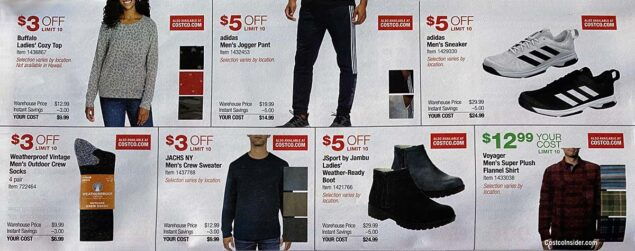 Costco December 2020 Coupon Book Page 11