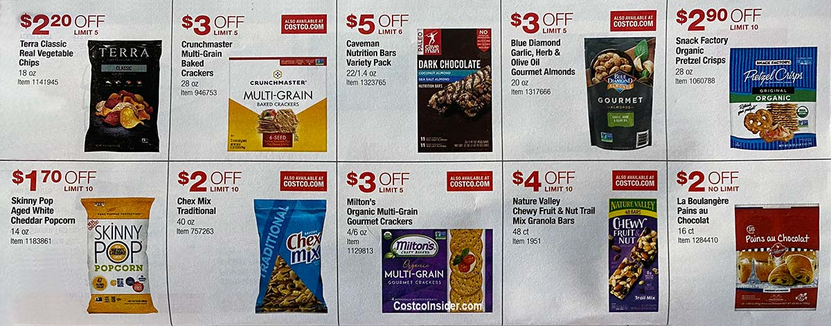 Costco December 2020 Coupon Book Page 13