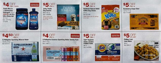 Costco December 2020 Coupon Book Page 15