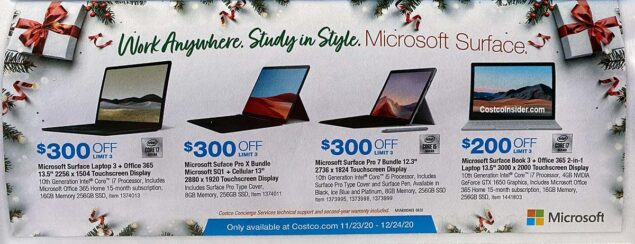 Costco December 2020 Coupon Book Page 18