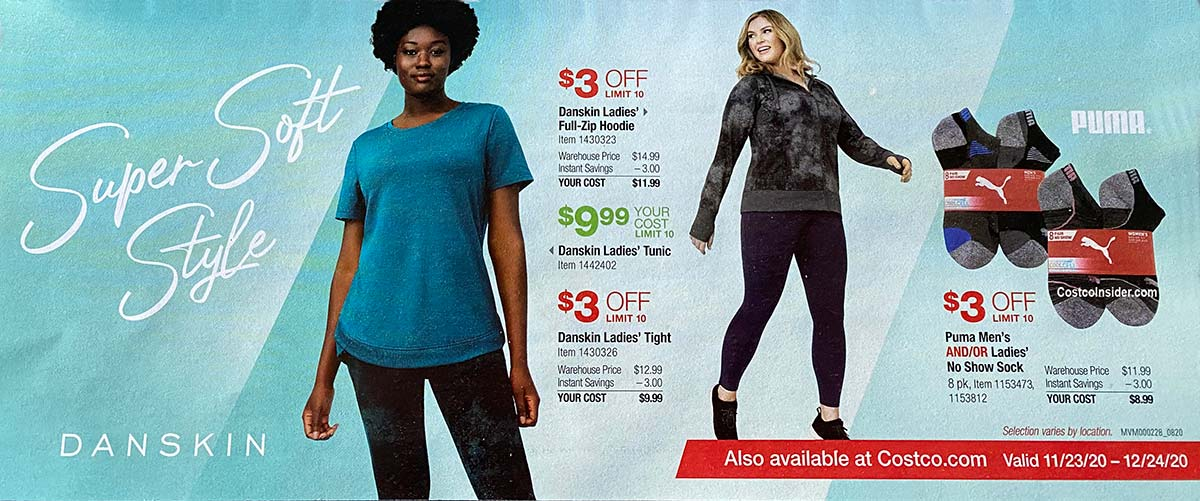 Costco December 2020 Coupon Book Page 2