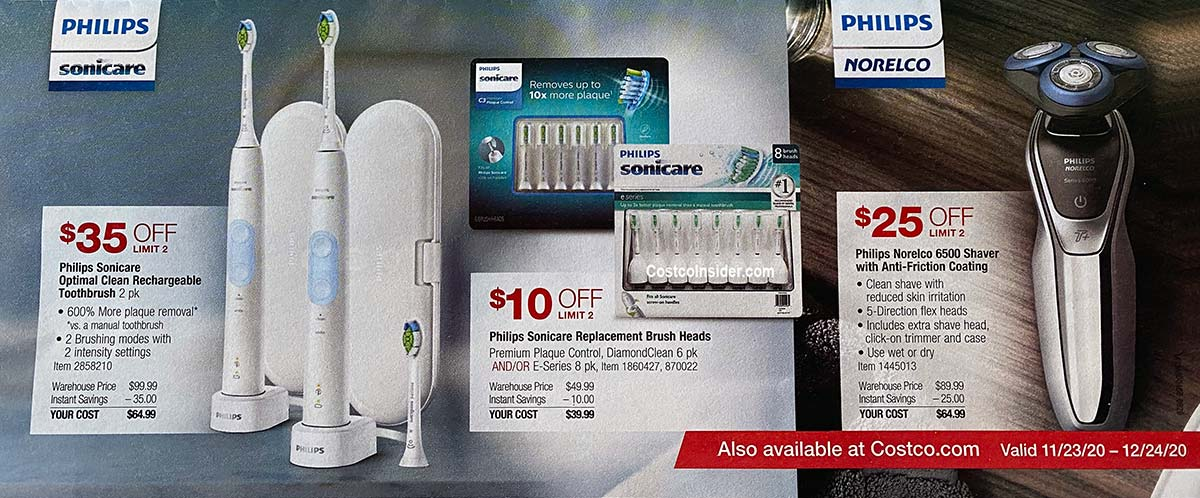 Costco December 2020 Coupon Book Page 4