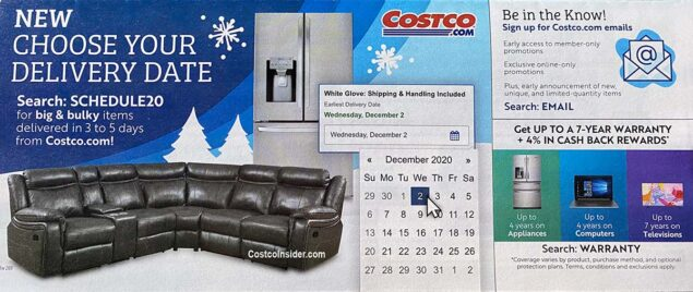 Costco December 2020 Coupon Book Page 6