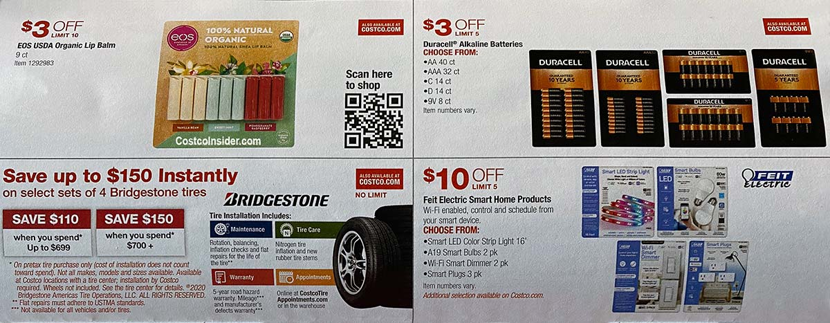 Costco December 2020 Coupon Book Page 7