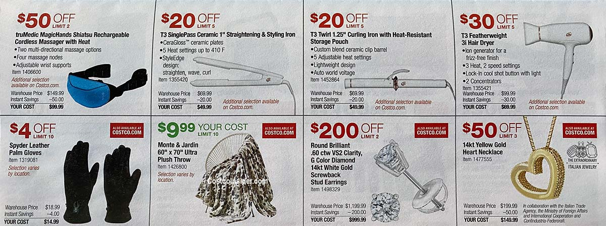 Costco December 2020 Coupon Book Page 8