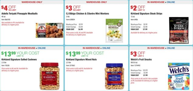 Costco November 2020 Hot Buys Coupons Page 2