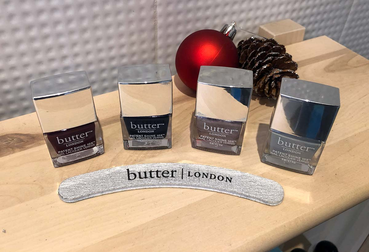 Butter LONDON Holiday Set