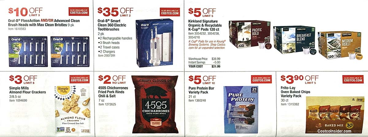 Costco January 2021 Coupon Book Page 13
