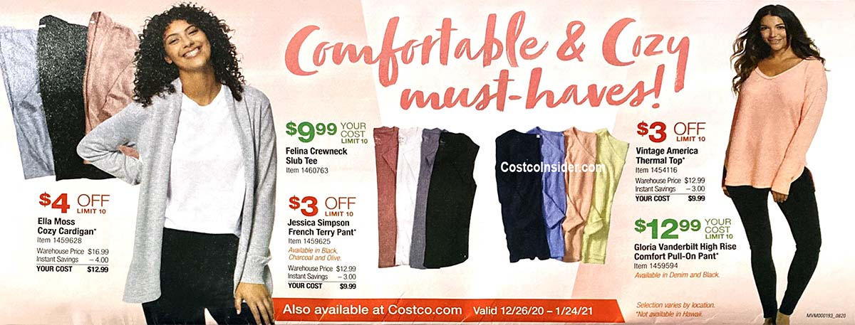 Costco January 2021 Coupon Book Page 5