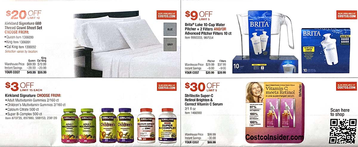 Costco January 2021 Coupon Book Page 9