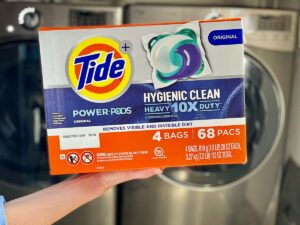 Tide Pods Hygienic Clean
