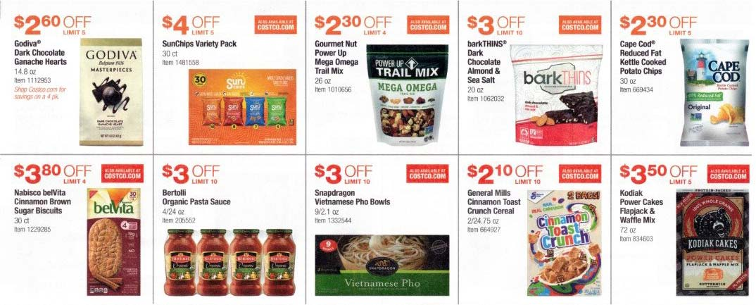 Costco February 2021 Coupon Book Page 11