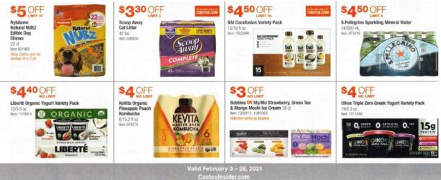 Costco February 2021 Coupon Book Page 14