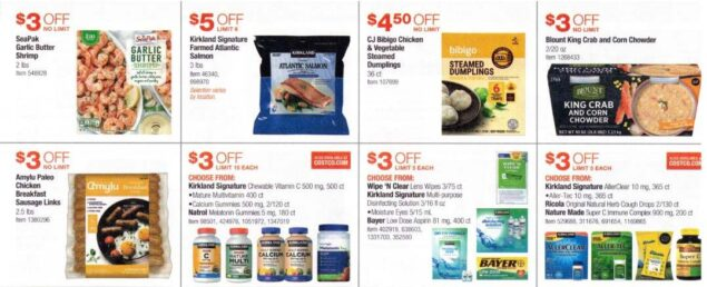 Costco February 2021 Coupon Book Page 15