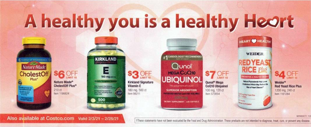 Costco February 2021 Coupon Book Page 2