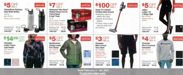 Costco February 2021 Coupon Book Page 6