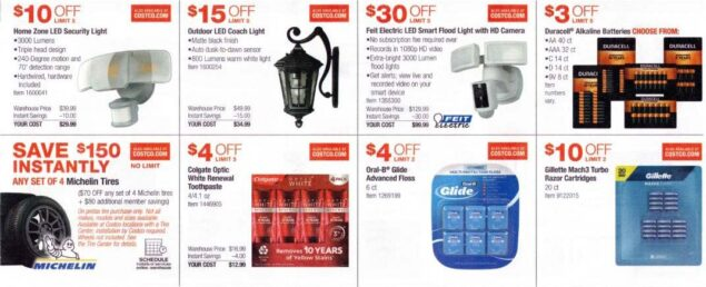 Costco February 2021 Coupon Book Page 9