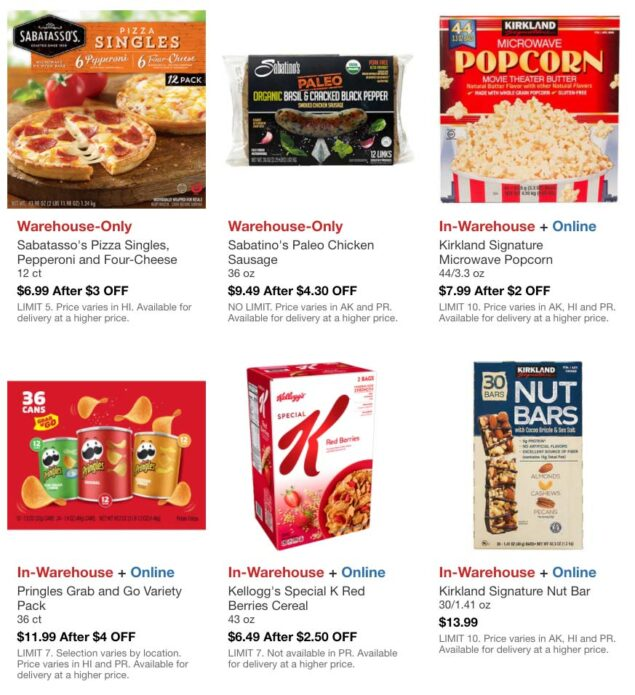 January 2021 Hot Buys Page 2