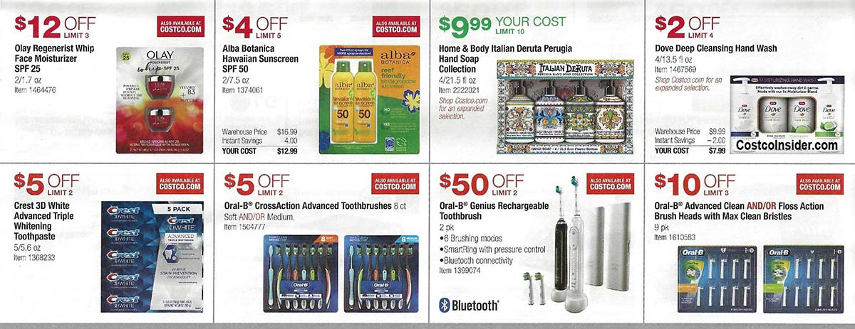 Costco March 2021 Coupon Book Page 10