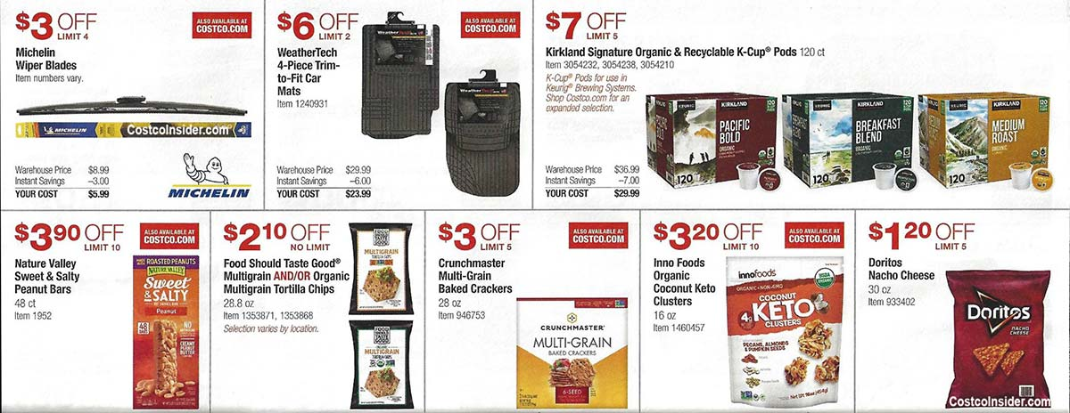 Costco March 2021 Coupon Book Page 13