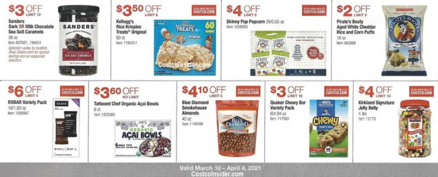 Costco March 2021 Coupon Book Page 14