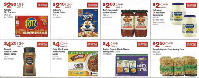 Costco March 2021 Coupon Book Page 15