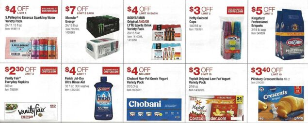 Costco March 2021 Coupon Book Page 17