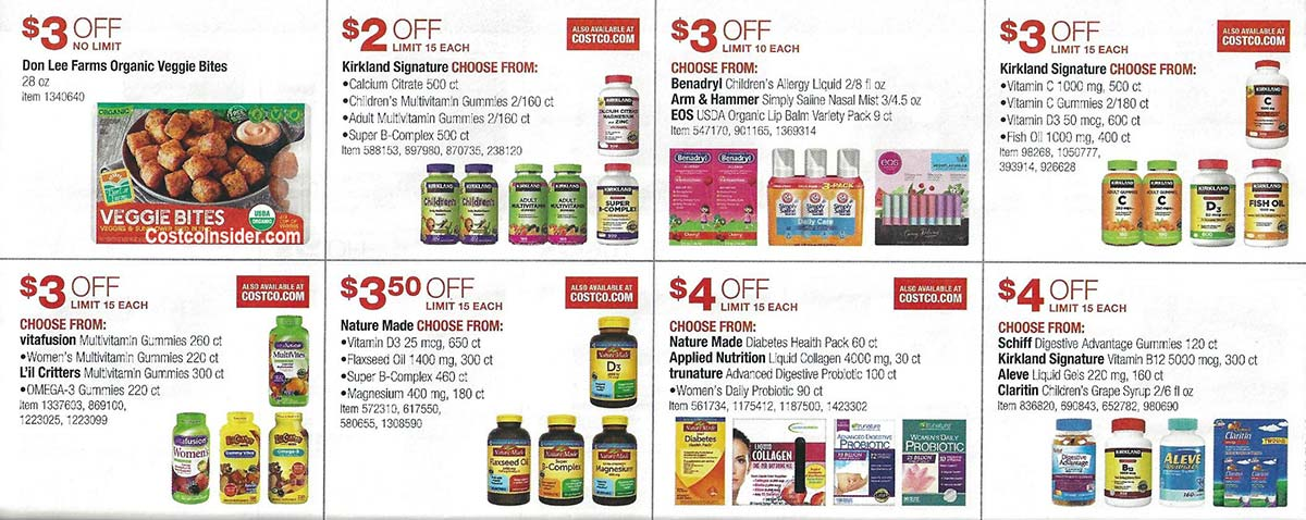 Costco March 2021 Coupon Book Page 19
