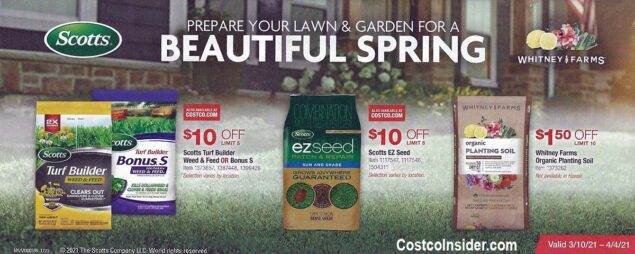 Costco March 2021 Coupon Book Page 2