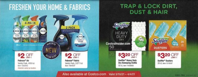Costco March 2021 Coupon Book Page 22