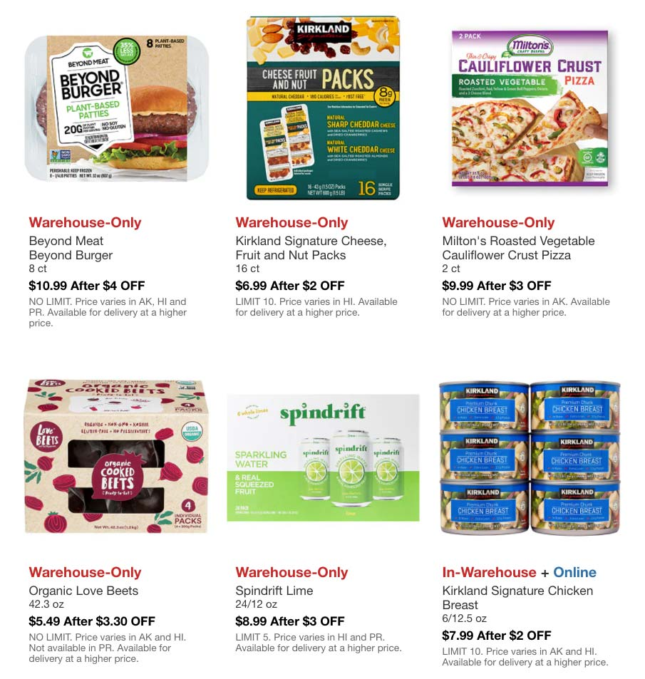 Costco March 2021 Hot Buys Coupons Page 2