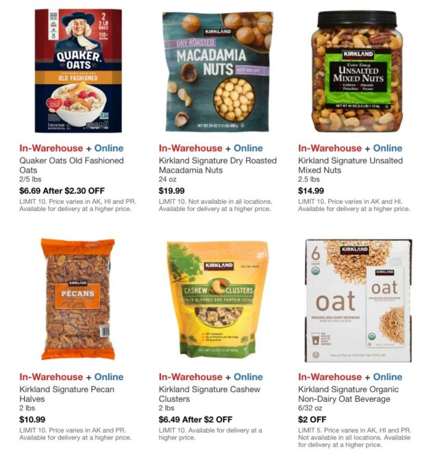 Costco March 2021 Hot Buys Coupons Page 3