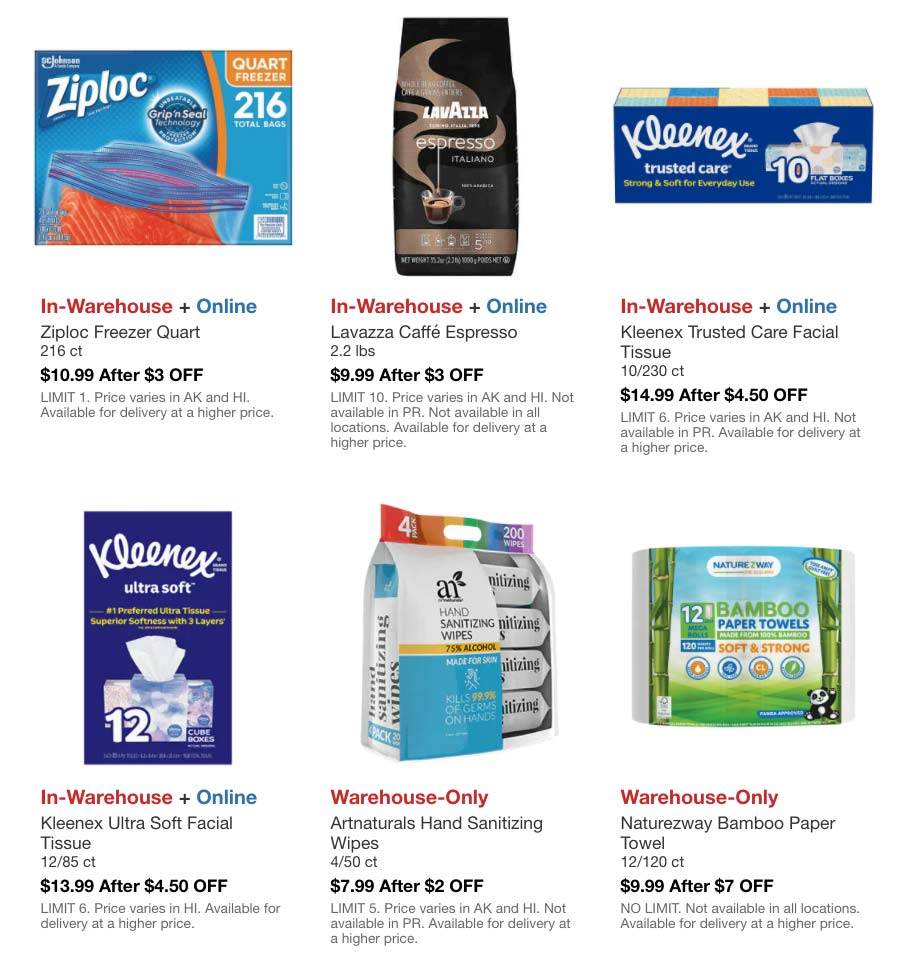 Costco March 2021 Hot Buys Coupons Page 4