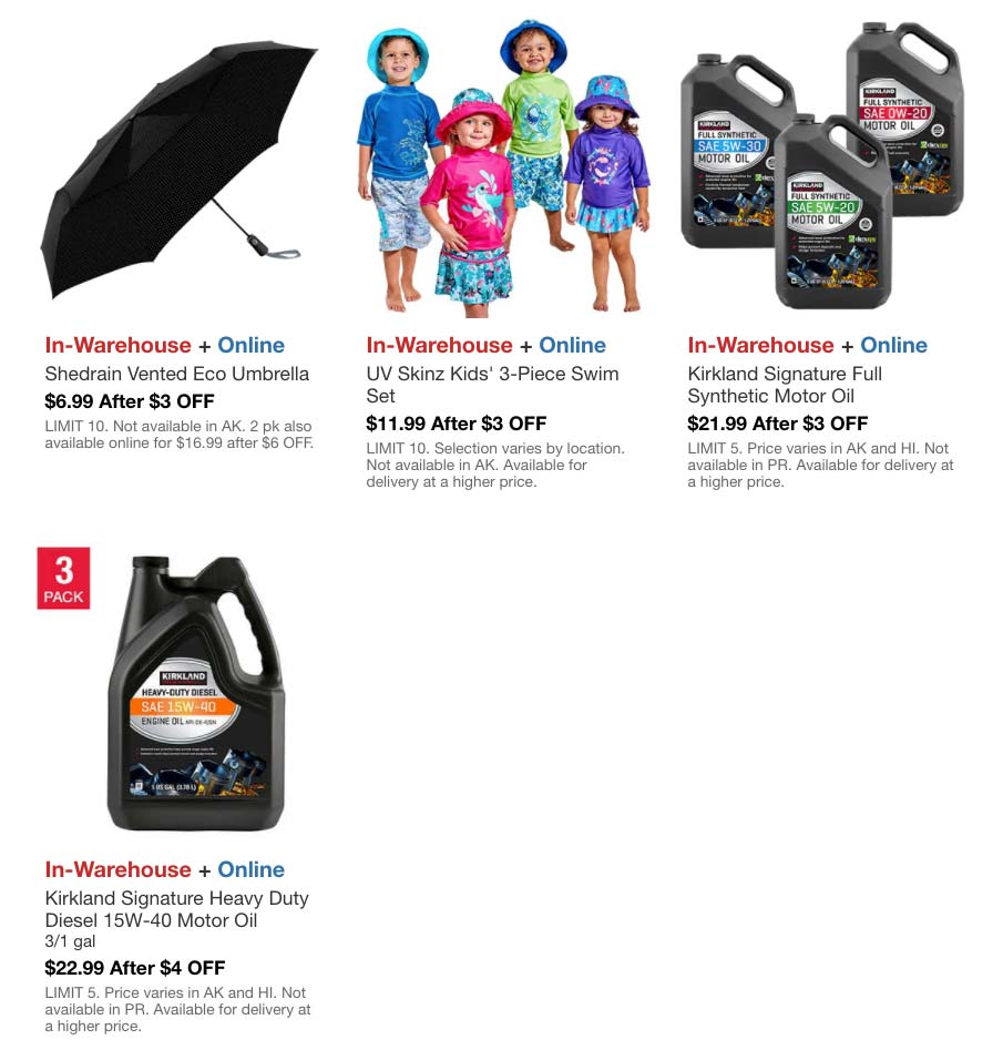Costco March 2021 Hot Buys Coupons Page 7