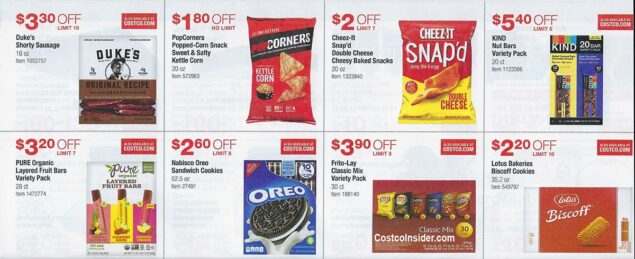 Costco April 2021 Coupon Book Page 16