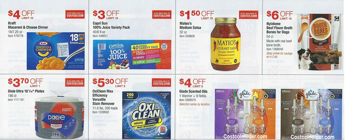 Costco April 2021 Coupon Book Page 18