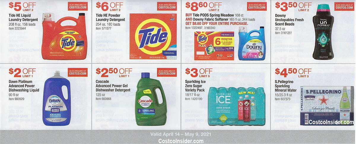 Costco April 2021 Coupon Book Page 19