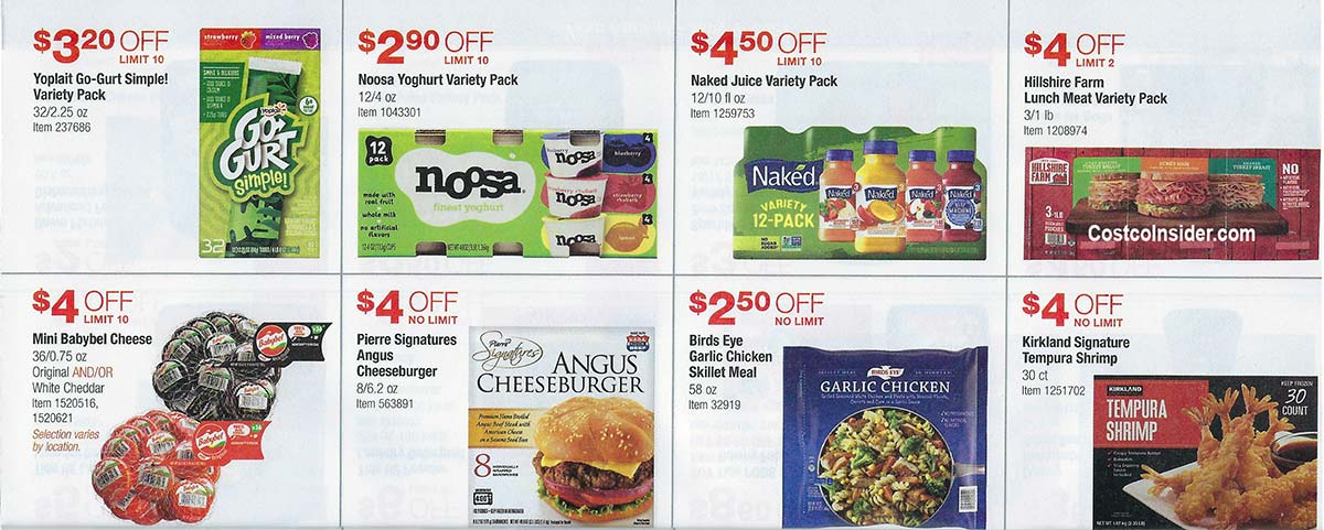 Costco April 2021 Coupon Book Page 20