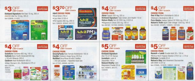 Costco April 2021 Coupon Book Page 22
