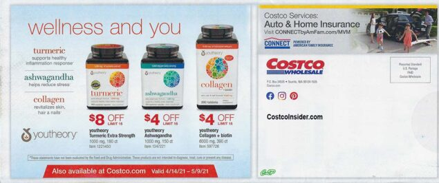 Costco April 2021 Coupon Book Page 26