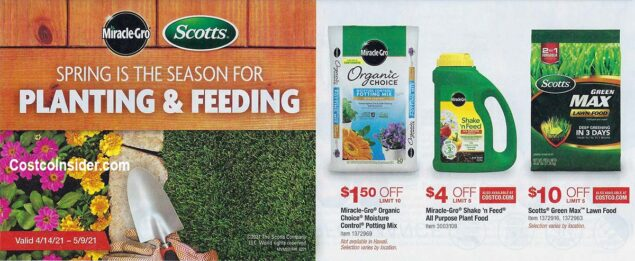 Costco April 2021 Coupon Book Page 6