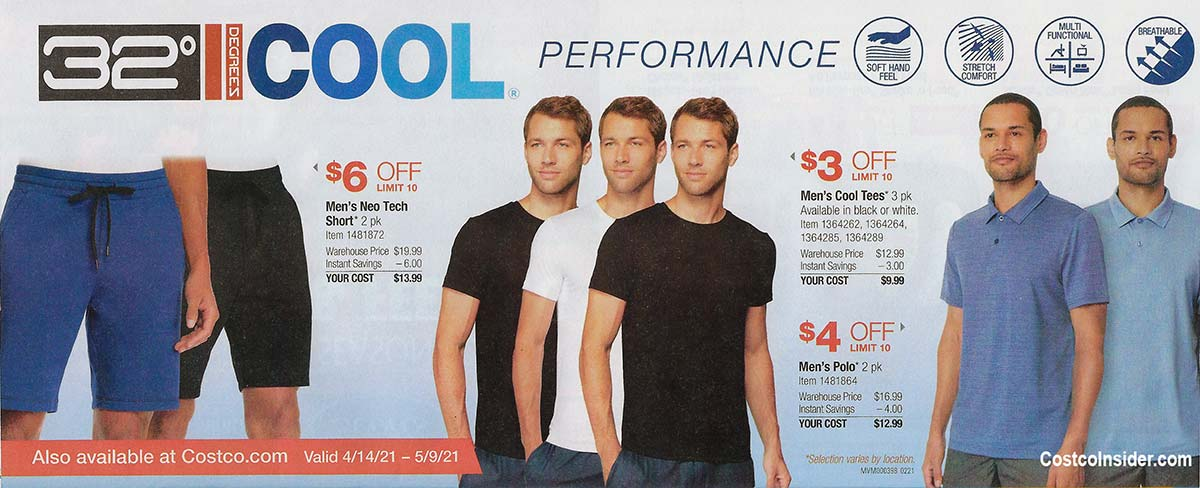Costco April 2021 Coupon Book Page 7