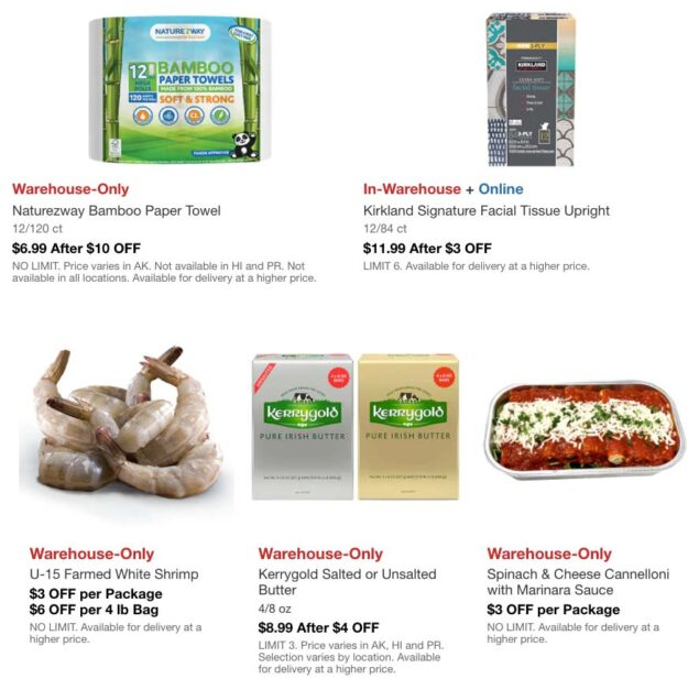 Costco April 2021 Hot Buys Coupons Page 1