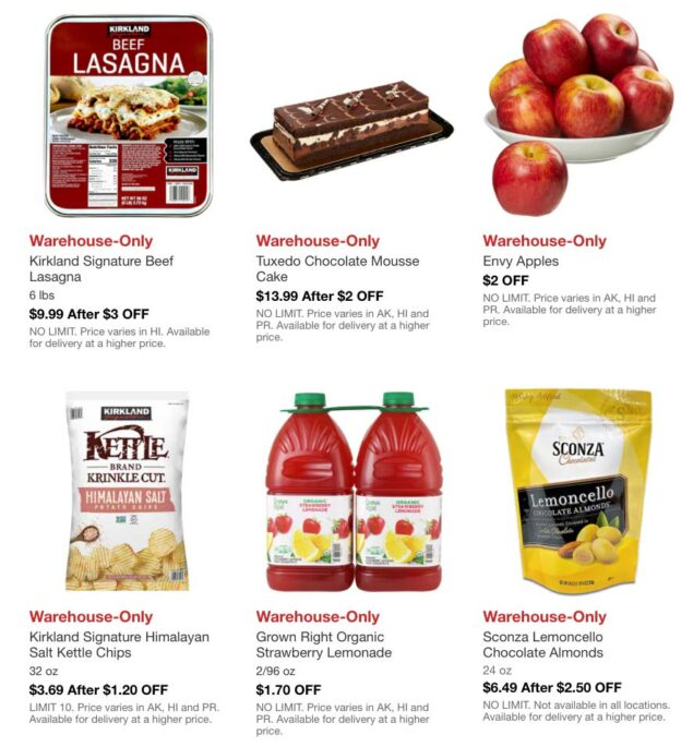 Costco April 2021 Hot Buys Coupons Page 2