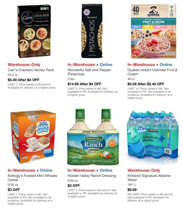 Costco April 2021 Hot Buys Coupons Page 3