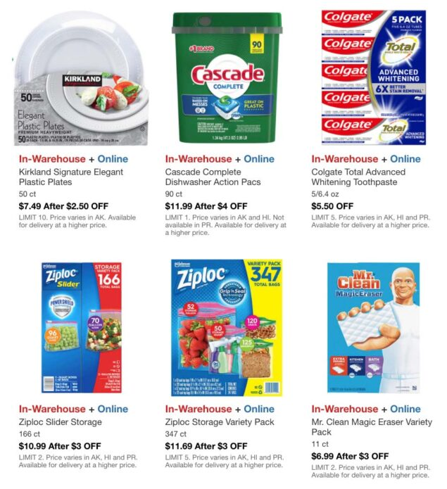 Costco April 2021 Hot Buys Coupons Page 4