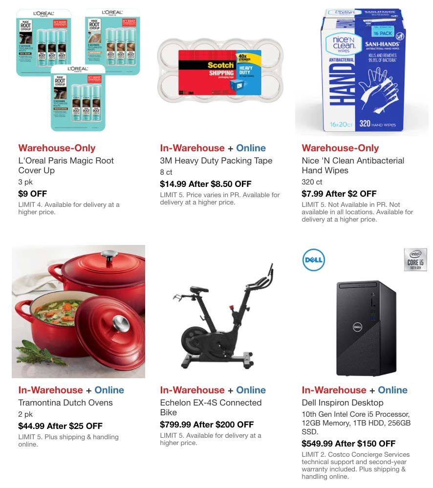 Costco April 2021 Hot Buys Coupons Page 5