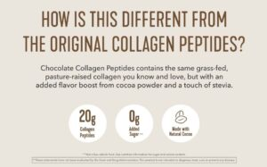How is this Different Than the Original Collagen Peptides?